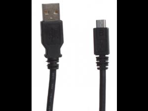 Kabel SINOX CRNI 1,8M MICRO USB NA USB