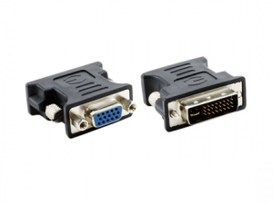 Adapter SINOX DVI-D na VGA