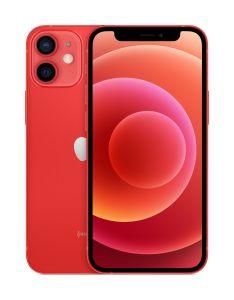Mobitel APPLE iPhone 12 mini, 128 GB-Crvena