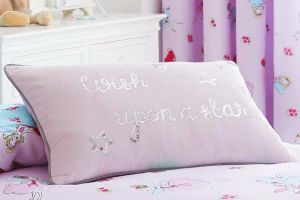 Jastuk WISH UPON STAR 30x50, Roza