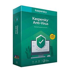 Software KASPERSKY Anti-Virus 1D, licenca 1 godina