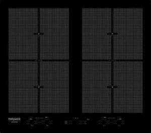 Ploča ARISTON HOTPOINT KIU 642 F B