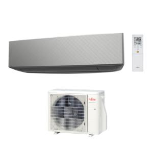 Klima FUJITSU Design Inverter 2.5 kW - siva - ASYG09KETA-B/AOYG09KETA