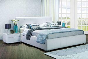 Set krevet BOTANY sa podiznom podnicom i spremištem + Madrac RELAX