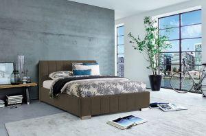 Krevet CARDIFF-Smeđa-180x200 cm