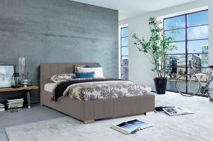 Krevet CARDIFF-Taupe-140x200 cm