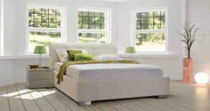 Krevet MANDU STORAGE-Bijela-160x200 cm
