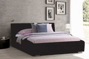 Set Krevet MAX sa podiznom podnicom i spremištem + Madrac LOTOS