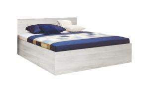 Krevet MIA 6605 Hespo-Skandinavsko bijela-160x200 cm