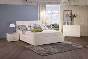 Set krevet RYDE + 2 podnice SULTAN + madrac RELAX