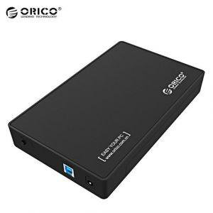 "Kućište za tvrdi disk ORICO 3588US3, 3.5"" SATA HDD, tool free, Aluminium, USB 3.0"
