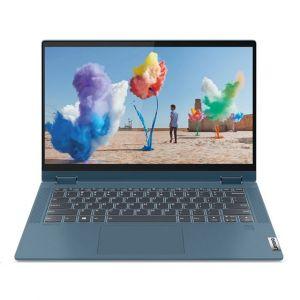 Laptop LENOVO IdeaPad Flex 5 81X100D6SC, Light Teal