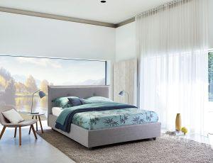 Set krevet LENON STORAGE + madrac LOTOS