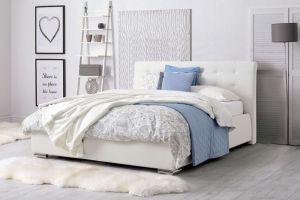 Set krevet LEON sa podiznom podnicom i spremištem + madrac COMFORT POCKET