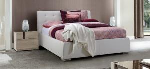 Set krevet LEON STORAGE + madrac RELAX
