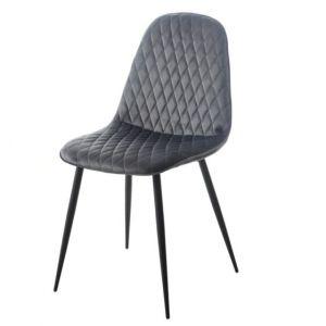 Blagovaonska stolica LIRI-Siva