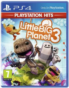 PS4 Igra LITTLE BIG PLANET 3 HITS