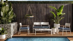 Vrtni Set LORENZO Lounge