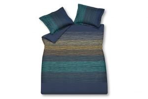 Posteljina LUCKY ESCAPE-140x200 cm-Tamno plava