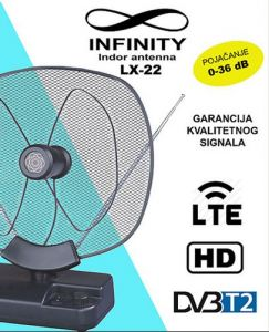 Sobna antena INFINITY LX-22
