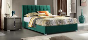 Set krevet MACAO STORAGE + madrac BONEL PLUS