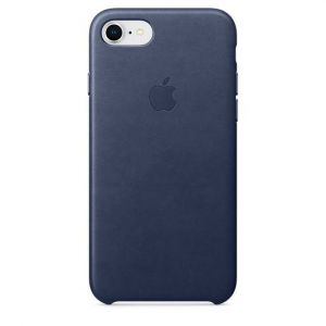 Maskica za mobitel IPHONE 7/8, Leather Midnight Blue