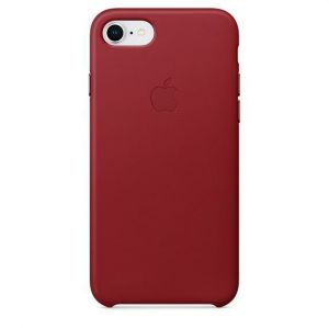 Maskica za mobitel IPHONE 7/8, Leather Red