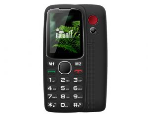 Mobitel MEANIT SENIOR 10 - crni