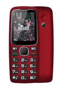 Mobitel MEANIT SENIOR 10 - crveni