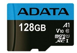 Memorijska kartica ADATA 128GB MICRO SD AUSDX128GUICL10A1-RA1