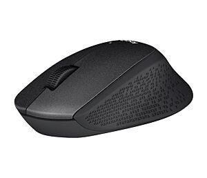 Miš LOGITECH M330 Silent, bežični, crni
