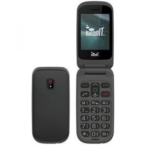 Mobitel MEANIT SENIOR FLIP 1 crni