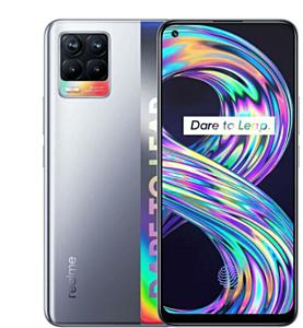 Mobitel REALME 8 Cyber Silver