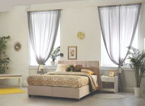 Set Krevet MODENA + Madrac NATUR FOAM