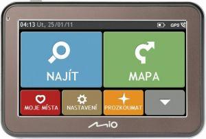 Cestovna navigacija MIO Spirit 5400+Adria LM Full Europe