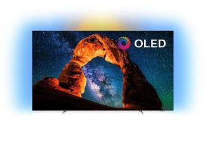 OLED TV PHILIPS 55OLED803/12, Smart, Slim, Ambilight, Android