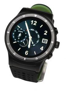 Pametni sat DENVER SW-500, Zeleno crni
