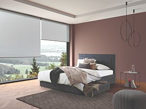 Set krevet PANAMA + madrac COMFORT POCKET 160x200 cm