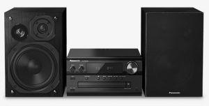 Hi-Fi PANASONIC SC-PMX90EG-K