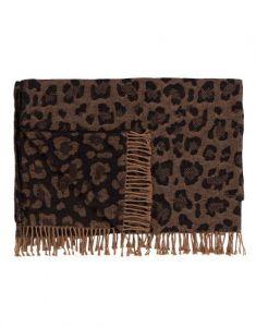 Prekrivač BORY 150x200-Smeđa