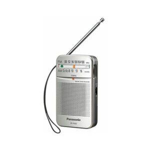 Prijenosni radio PANASONIC RF-P50DEG-S, Sivi
