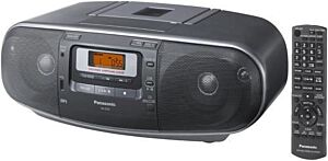 Prijenosni radio PANASONIC RX-D55AEG-K, Crna