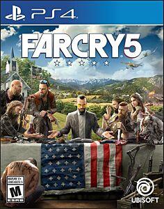 PS4 igra FAR CRY 5