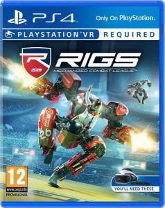 PS4 igra RIGS MECHANIZED COMBAT LEAGUE