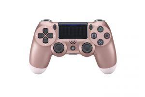 PS4 kontroler DUALSHOCK V2, Rose Gold