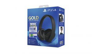PS4 Wireless slušalice + FORTNITE