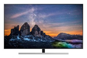 QLED TV SAMSUNG QE55Q80RATXXH, Smart