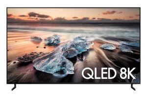 QLED TV SAMSUNG QE85Q900R 8K, Smart