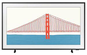 QLED Frame TV SAMSUNG QE75LS03AAUXXH