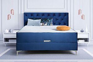 Box Krevet QUEEN sa podiznom podnicom i madracem